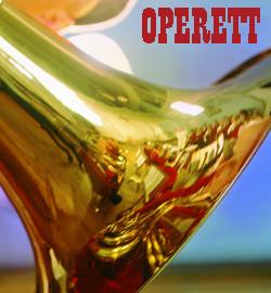 Bastubaklocka - Operett