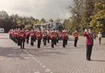 Limhamns Brassband vid Världsmusikfestivalen i Kerkrade i Holland 1986