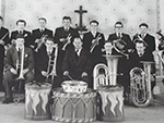 LKU-orkestern 1953 - Dirigent Åke Hansson