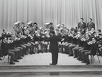 LKU-orkestern 1957 - Dirigent Bertil Hansson