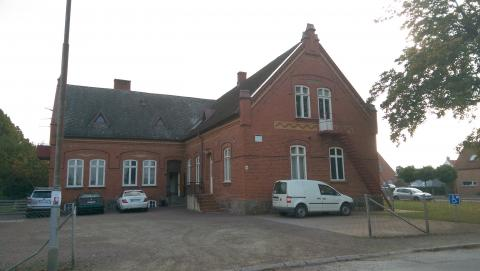Västra Klagstorps församlingshus