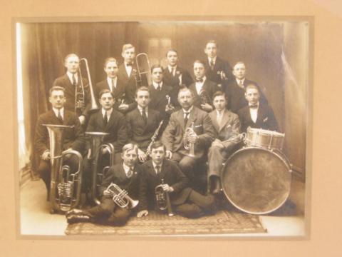 LKU-orkestern 1925