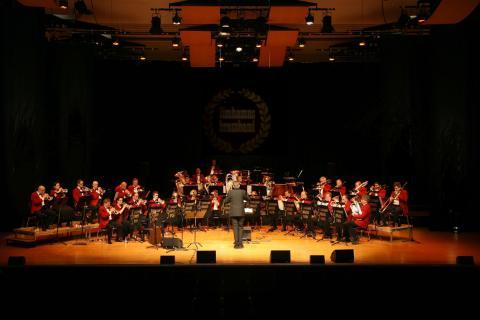 Limhamns Brassband på Konserthuset